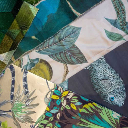 Fabrics and colours that are trending in 2020