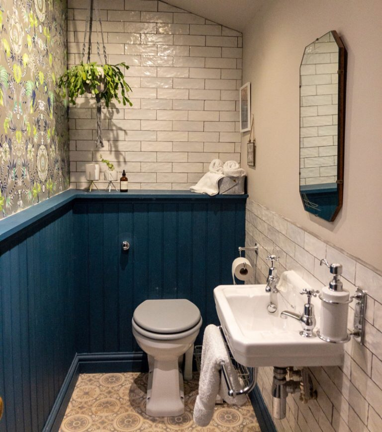 Four Easy Ways To Create A Stunning Downstairs Toilet
