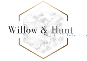 Willow & Hunt interiors logo