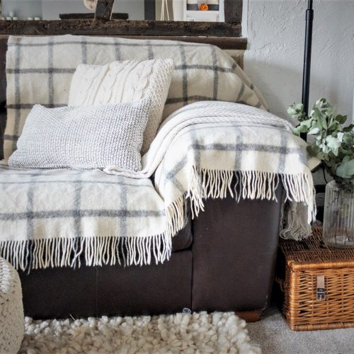 how to achieve layering in your home this winter