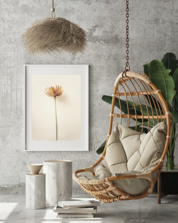 Dream Stem with hanging chair