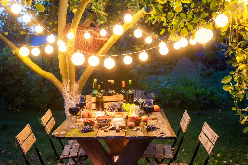 How to get the most out of youroutdoor space this summer