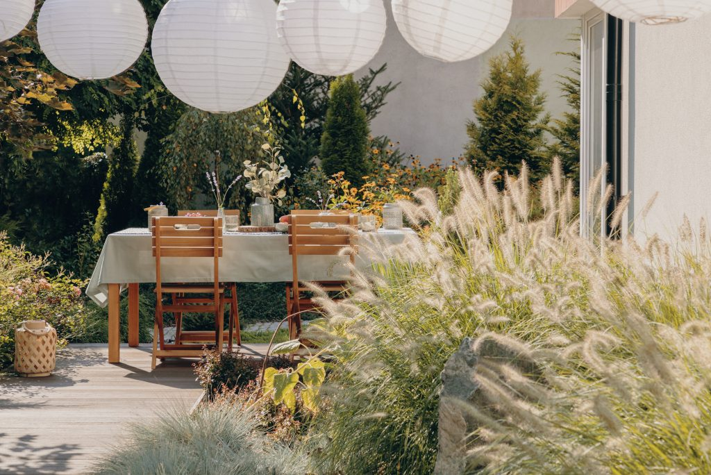 How to get the most out of your outdoor space